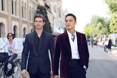 PERFECT-LOVER.COM 2036 con Ming Dow è stato presentato in anteprima alla Mostra Internazionale d'Arte Cinematografica di Venezia.