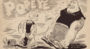 1929-2019: Auguri a Braccio di Ferro e Tin Tin, tra mascolinità e deliri antirazzisti