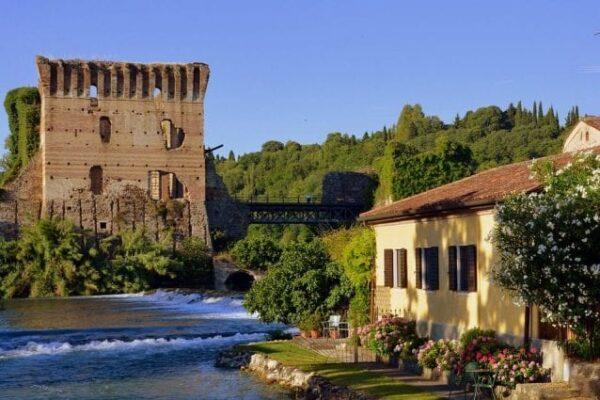 Borghetto: la città del nodo d'amore