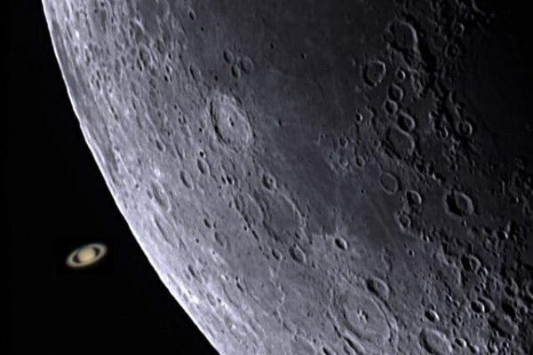 Come e dove vedere l'occultazione di Saturno in Italia