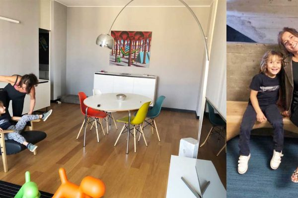 Istantanea di un soggiorno a Torino con la famiglia tra arte e ospitalità