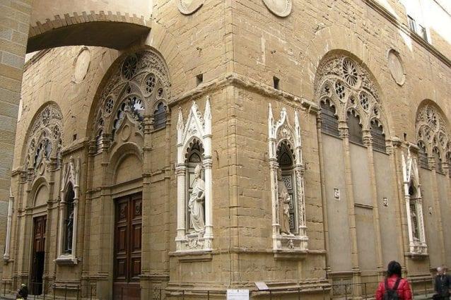 Lorenzo Ghiberti, San Matteo e Santo Stefano