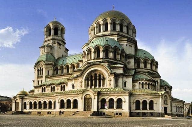 Città di Sofia, Bulgaria