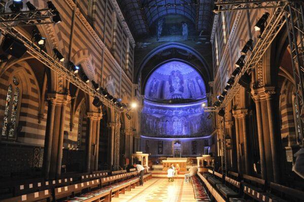 La Chiesa anglicana di San Paolo dentro le Mura in Via Nazionale