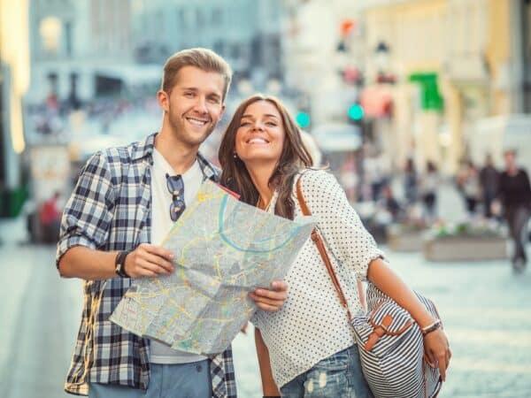 Il viaggio di coppia