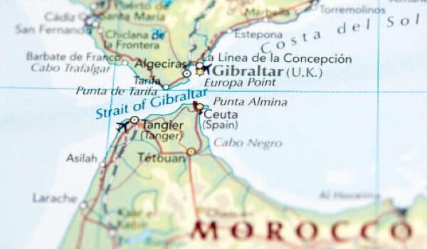 Storia di Ceuta e Melilla