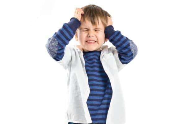 Bambini arrabbiati: alcuni consigli dello psicologo.