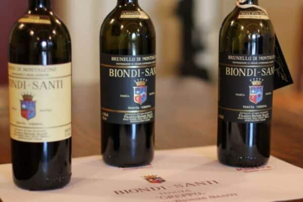 Il vino toscano, storia tradizione e qualità